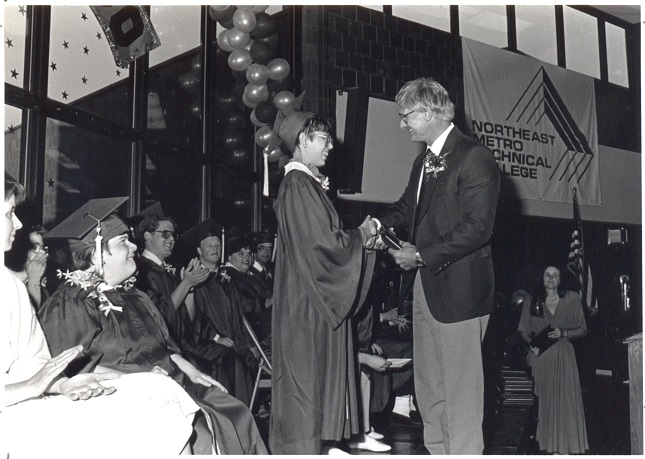 1987 graduation