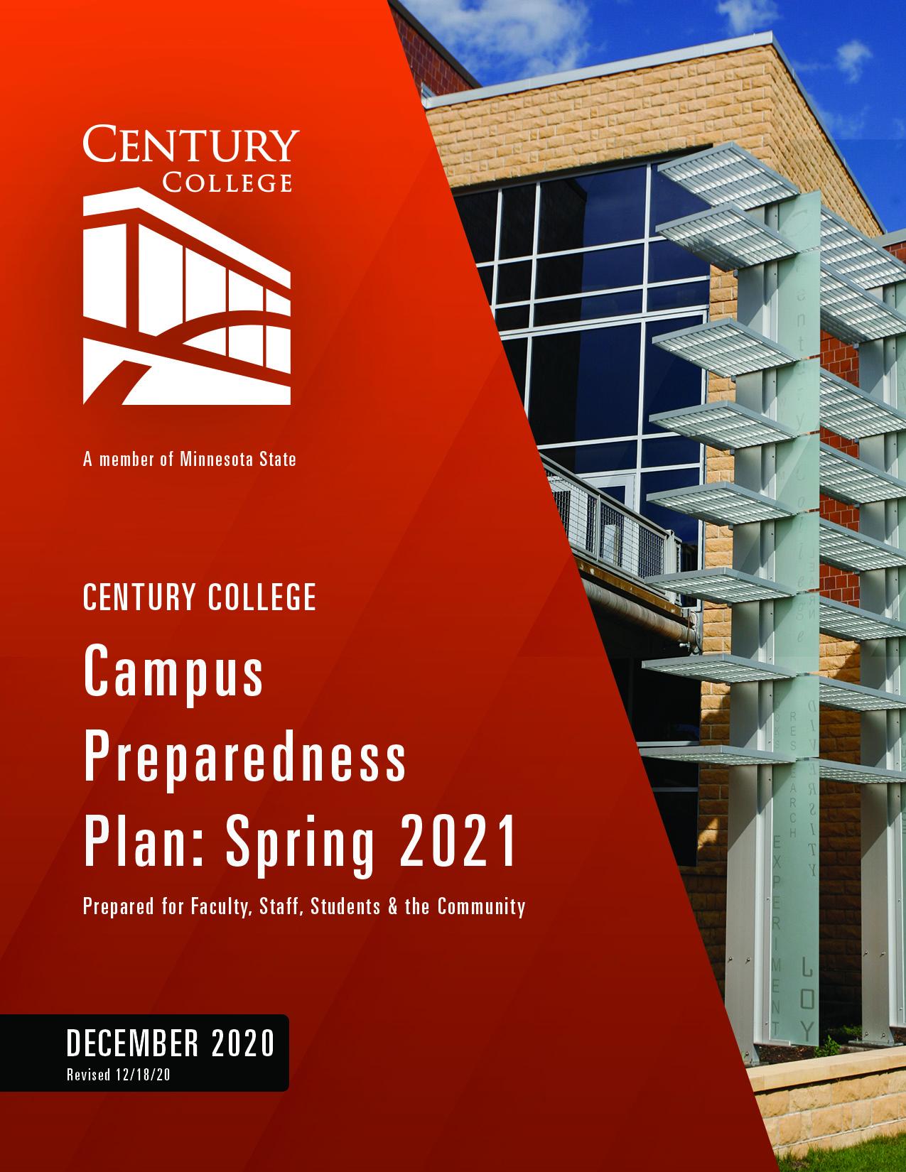 COVID 19 Information | Century College