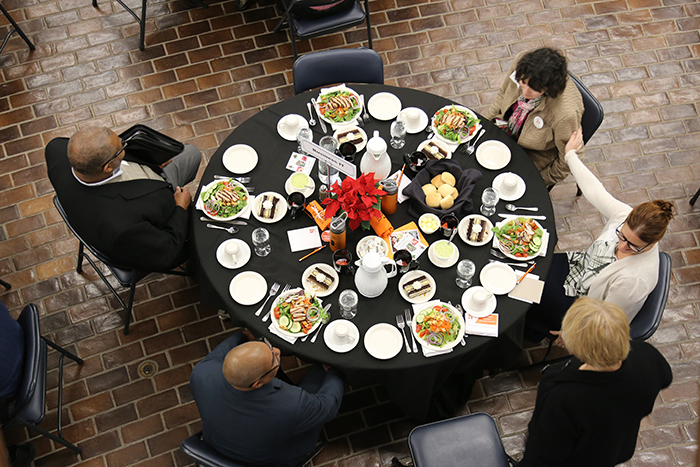 CECT_Luncheon_table