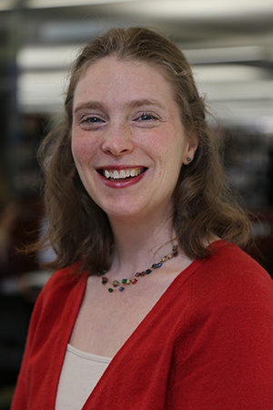 Portrait of Jill Cadwell