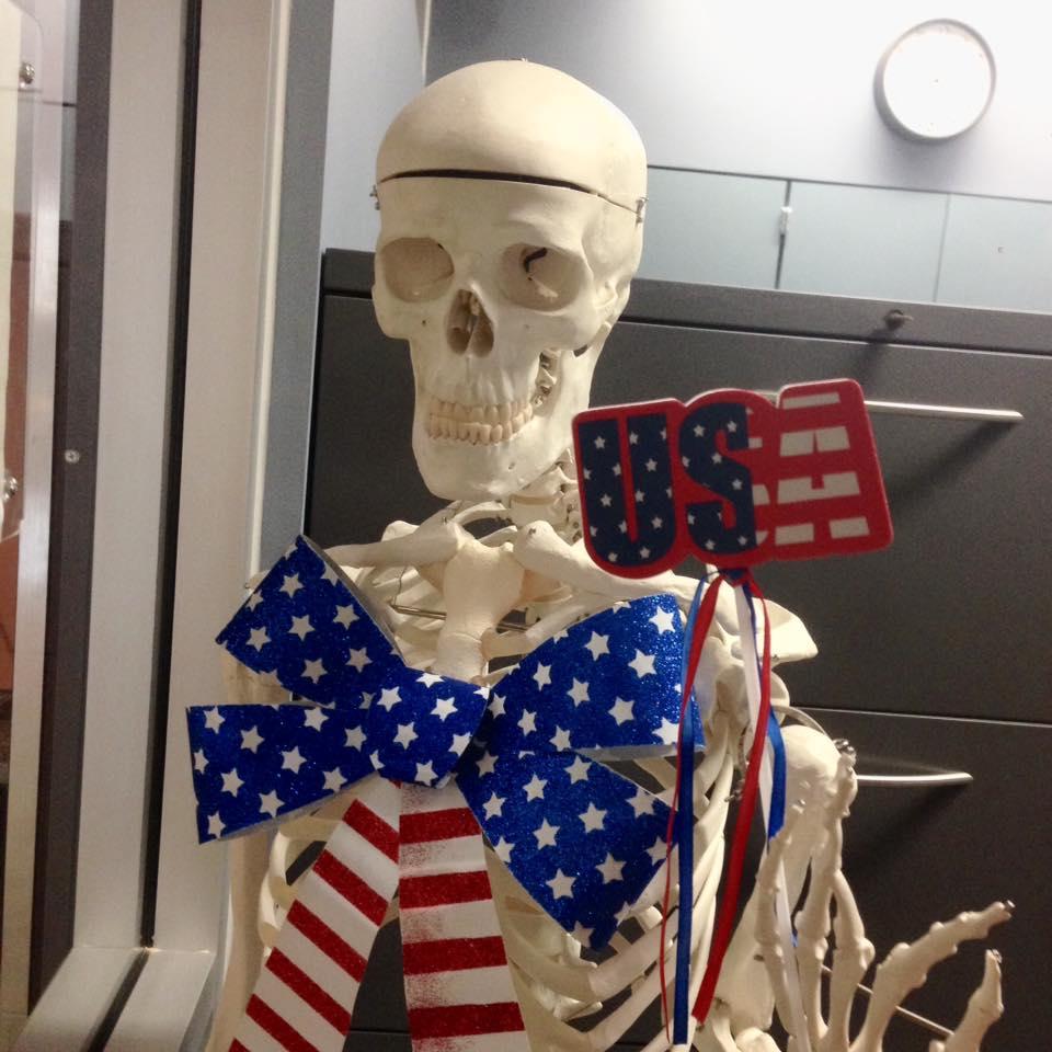 Stan the Skeleton