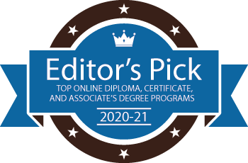 Editor's Pick: Top Online Diploma, Certificate, and Associate's Degree Programs 2020-21