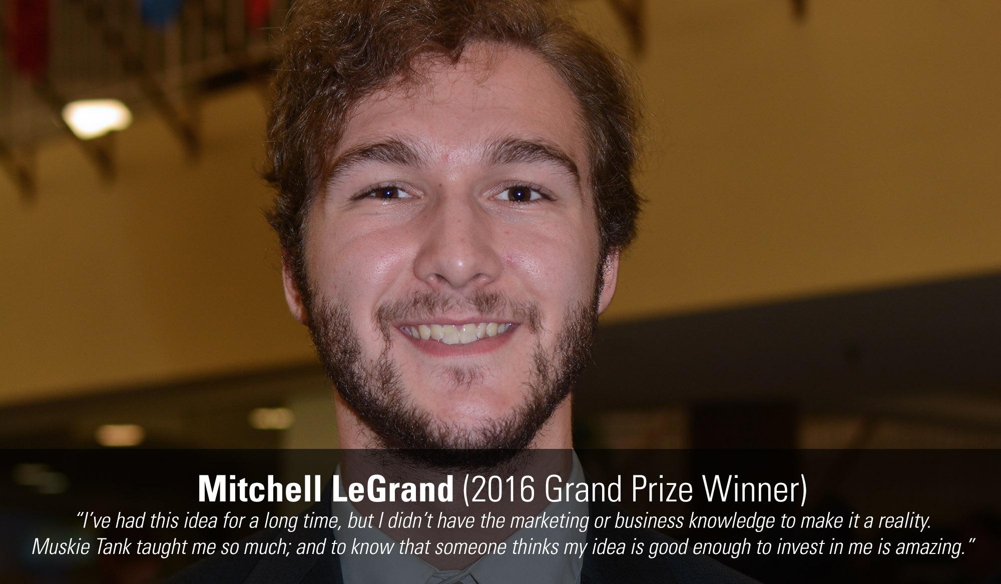 Mitchell LeGrand