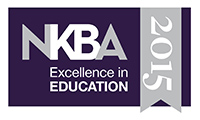 NKBA Excellence in Education Logo