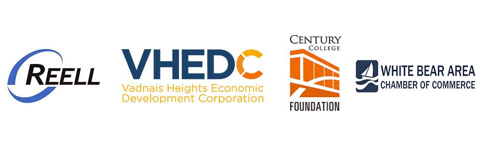 Reell, CHEDC, the Century College Foundation and White Bear Area Chamber of Commerce