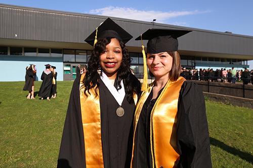 Graduation Friends