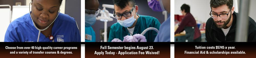 Nursing student, Dental Hygiene students, and Prosthetics student