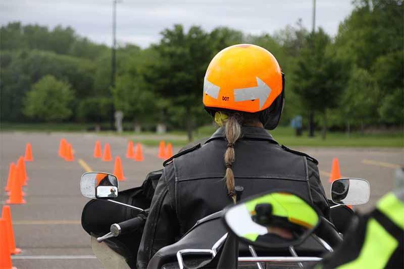 Advanced Rider course