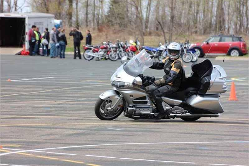 Intermediate rider course