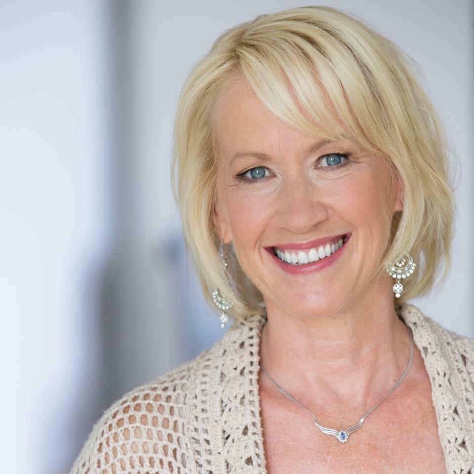 Portrait of Debbie Johnson Hill