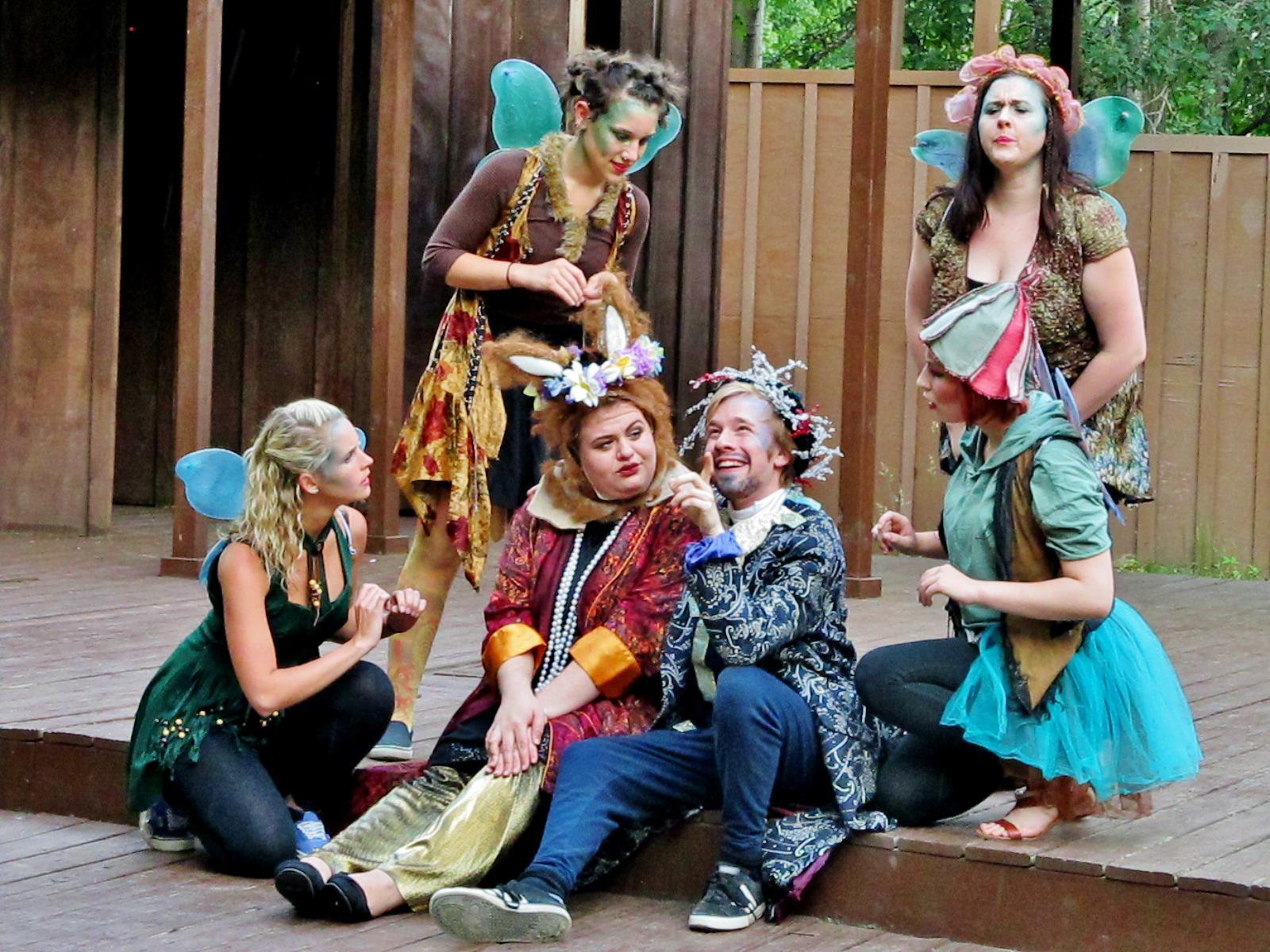 Shakespeare Performance