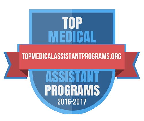 Top Medical Assistant Programs Badge