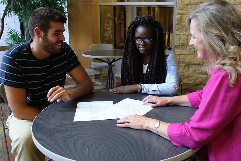 Business program at Century College