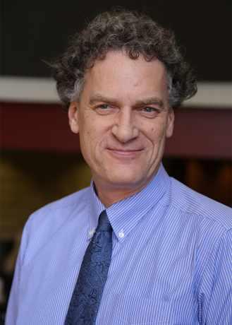Portrait of Elliot Wilcox