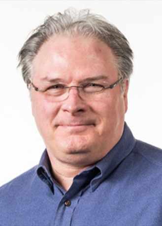 Portrait of Mike Eddy