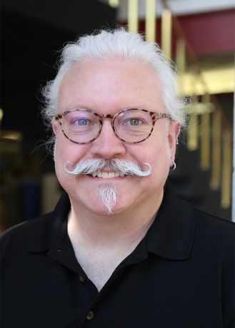 Portrait of Neil Johnston