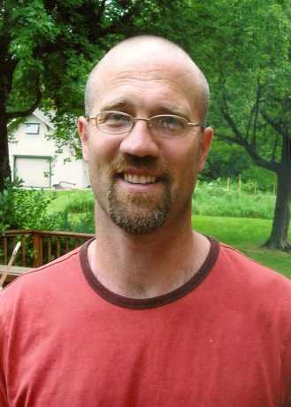 Portrait of Steve Odmark