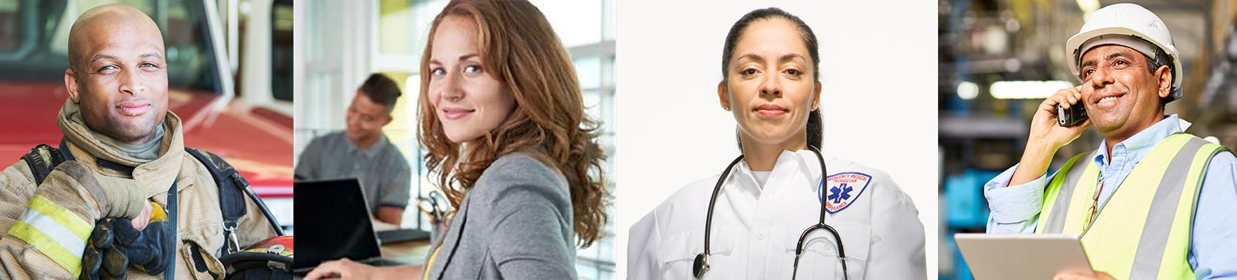 Diverse continuing education and customized training header image