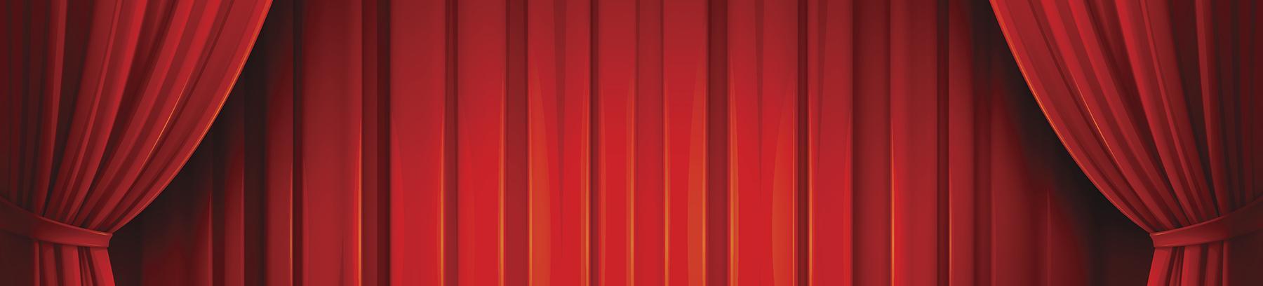 theatre curtain image