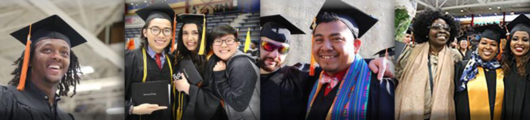 multicultural center graduation event