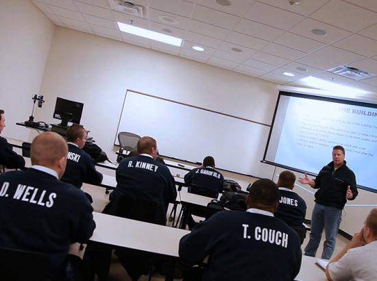 an analysis of the law enforcement explorers training program San jose police department  pal cadet program  the law enforcement unit (cadet program) was created to introduce young people to law enforcement as a career opportunity.