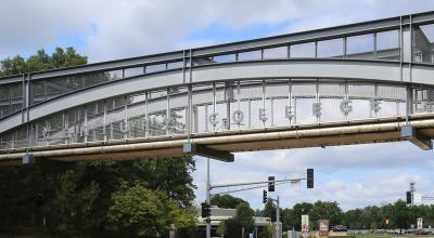 Century College bridge