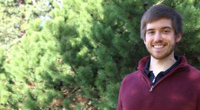 Portrait of Zach Gunelson