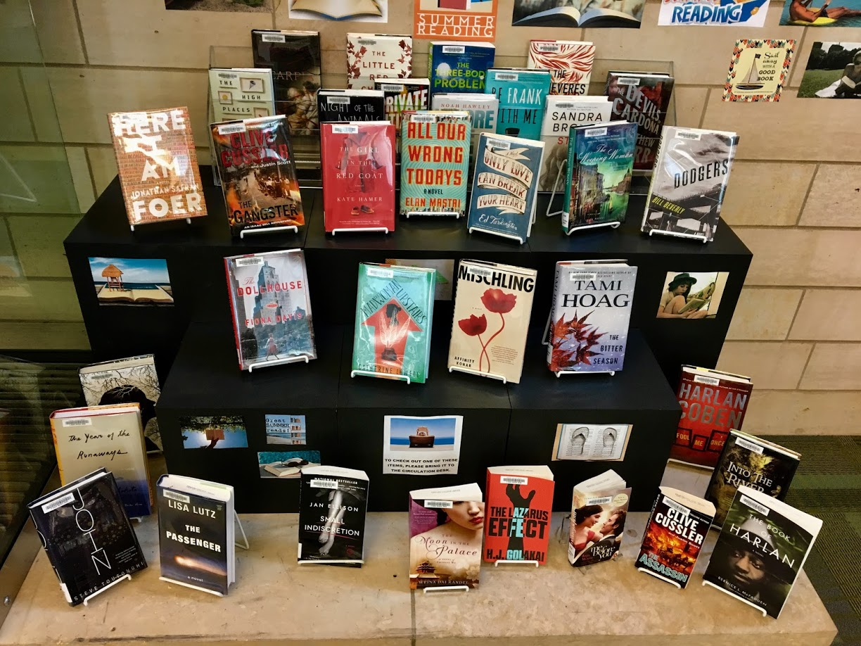 Century Library Summer Reads 2017