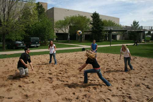 Student Volleyball Image